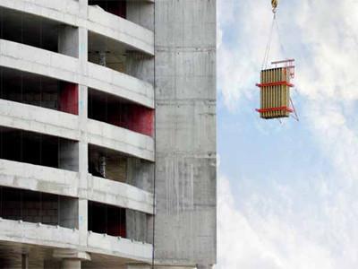 Sanacija betona, kleti, cokla in izravnave sten